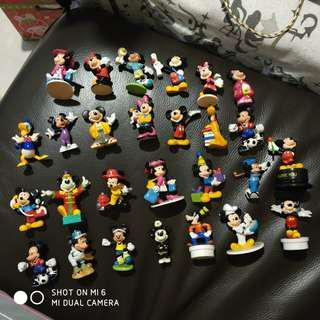 Disney 公仔