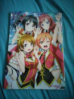 Love Live Perfect Visual Collection
