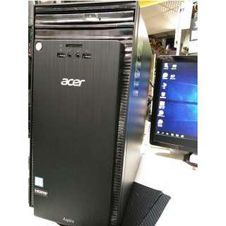 電腦ACER I5-6400。8G。1TB。GT730 2G / 非ASUS
