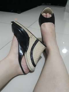 Charles David (US Bought) Wedge Sandals / Shoes