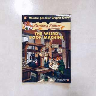 Geronimo Stilton (The Weird Book Machine)