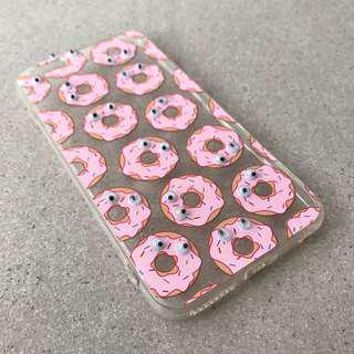 🚚 Googly Eyes Donut Pattern iPhond