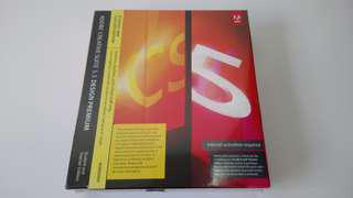 Adobe Creative Suite CS5.5 Design Premium - Brand New