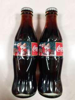 可口可樂收藏品 2支