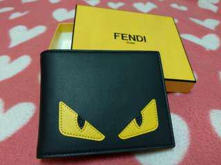 🚚 FENDI 短夾