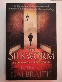 The Silkworm - Robert Galbraith/JK Rowling