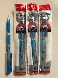 Cello butterflow pens