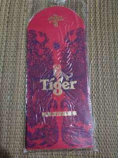 Tiger Beer Red Packet /Ang Pow
