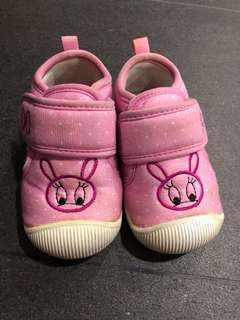 Dr kong preloved rabbit pink color girls shoe
