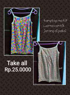 (Promo) take all tangtop