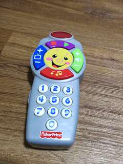 Baby toy - Fisher-Price Remote Control