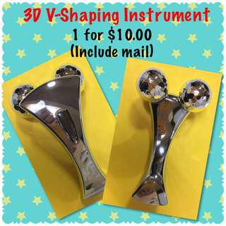 3D V-Shaping Instrument (face & body)