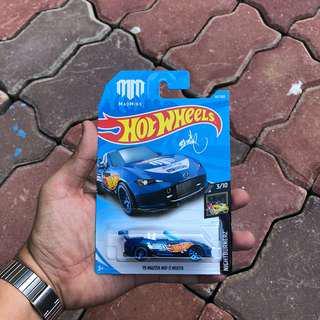 Hot Wheels - '15 Mazda MX-5 Miata