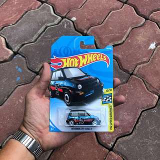 Hot Wheels - '85 Honda City Turbo II