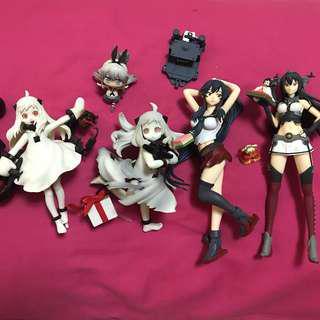 Kancolle Figurines