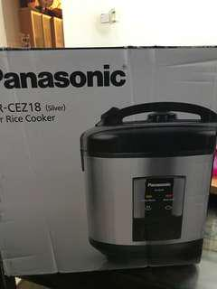 Panasonic Jar Rice Cooker