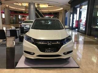 New Honda HRV Prestige, BIG PROMO August Grab it Fast