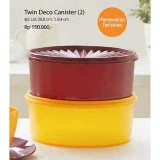Deco canister toples