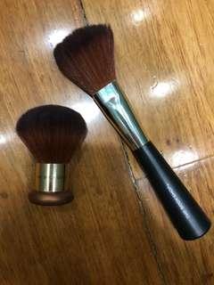 Body shop make up brush bundle