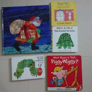 Eric Carle Books and more