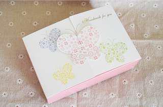 Mooncake packaging box