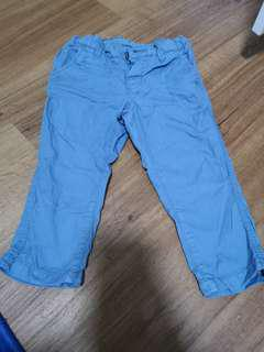 9-12M Blue trousers
