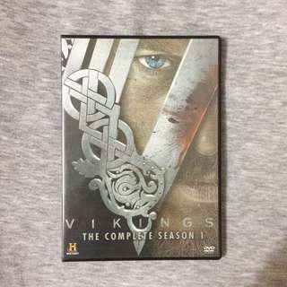 VIKING Season 1 DVD