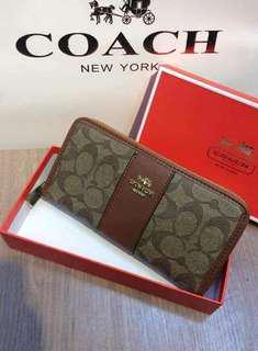 Coach Zippy Wallets