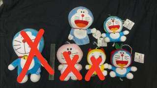 🚚 哆啦a夢 Doraemon 各款娃娃