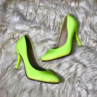 Neon Stilettos/Heels