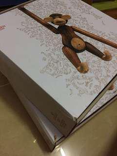 New Kay Bojesen Monkey