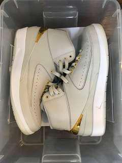 "Air Jordan 2 Q54 ""Quai 54"" size US9"