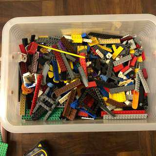 LEGO LOOSE PIECES