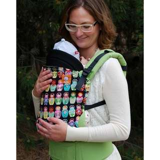 🚚 Tula Dolled Up Carrier - Standard & Toddler