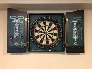 EastPoint Dart Board Set w Scoreboard