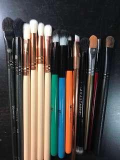Full set eyes makeup brush (14 brushes) for eyeshadow/ contour