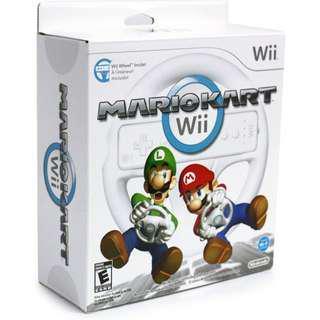 Mario kart 全新軚盤
