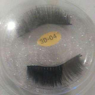 3D -magnet Lashes New In Box