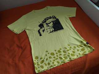 Uniqlo One Piece Trafalgar Law T-Shirt