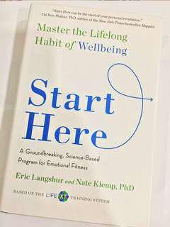 Start Here (hardcover)