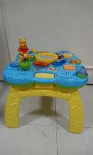 Winnie the pooh 學習枱