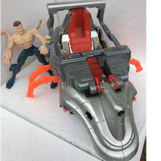 Smythe Battle Chair Attack Vehicle