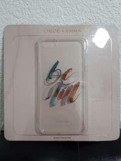 Chole and Emma iPhone 6plus /6s plus