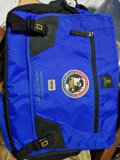 National Geographic messenger bag