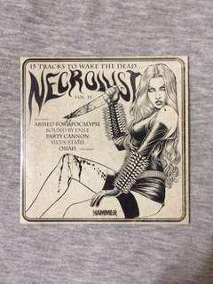 Metal Hammer Promo CD : Necrolust Vol IV