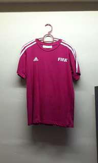Adidas Pink Work Out Top
