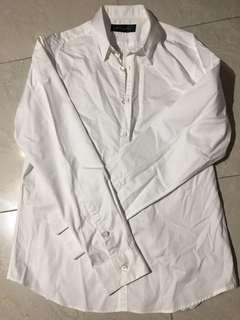 Louuge Lirard 白恤衫 (全新)