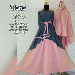 SET GAMIS BEST SELLER