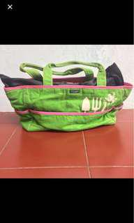 #maucoach kate spade baby bag