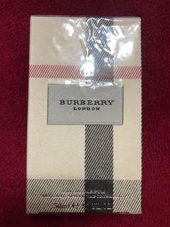 Burberry eau de parfum 50ml authentic